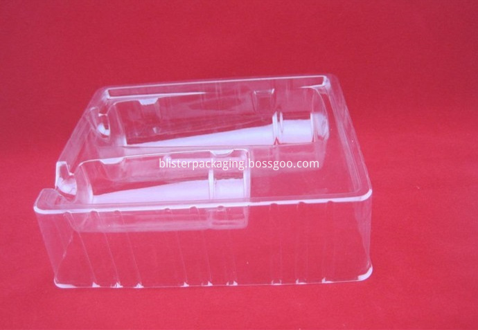 Blister Transparent Plastic Packing