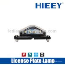 Offroad Автомобильная лампа с лампой номерного знака номерного знака грузовика E-MARK