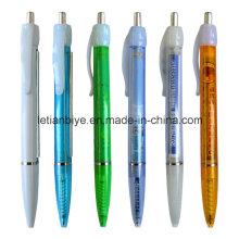 Transparenter Kalender Stift für verlosen (LT-C081)