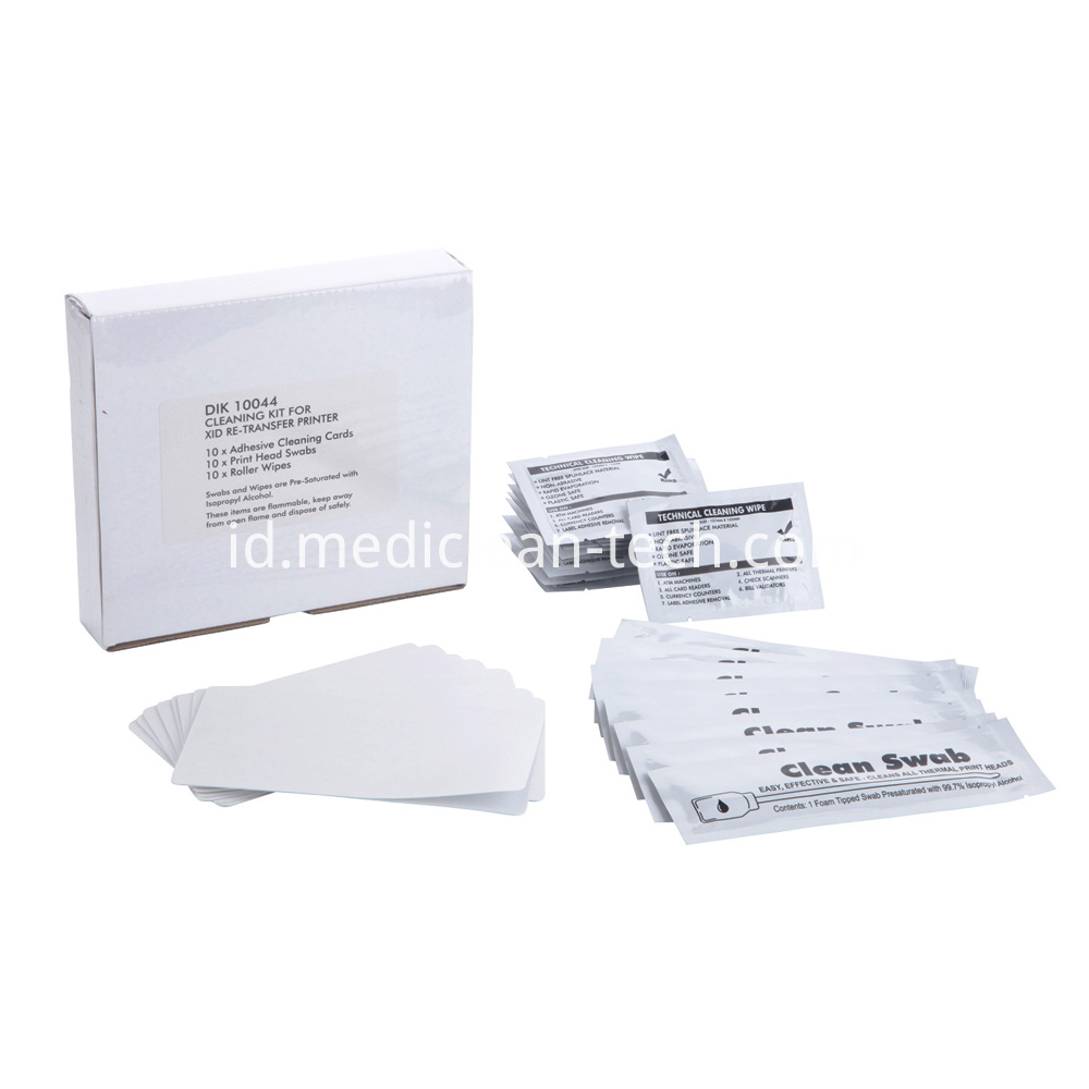 Magicard Prima Series Re-transfer Printer Cleaning Kit