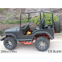 2016 The Most Popular Ce Approved Mini Jeep for Sale