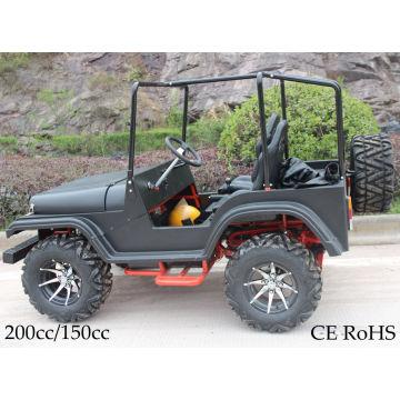 2016 El más popular Ce aprobado Mini Jeep para la venta