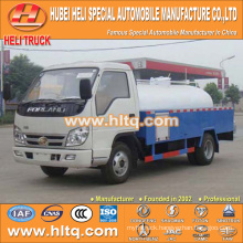 FOTON/FORLAND LHD/RHD 4x2 4000L sewer dredge truck 98hp engine cheap price