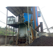 Qm 1.2 M Professioanl Small Single Stage Coal Gasifier Supplier in China