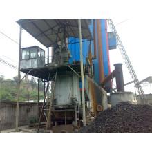 QM M 1,2 Professioanl pequeno palco único carvão Gasifier fornecedor na China