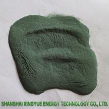 Sic 99% contenu vert médias de filtre de sable de silice