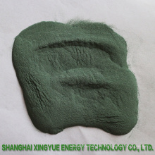 Sic 99% de conteúdo de fluido de areia de areia de sílica verde