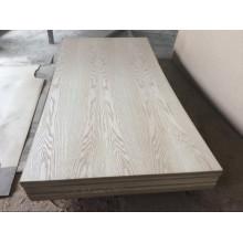 Bonne qualité MDF plaqué chêne blanc