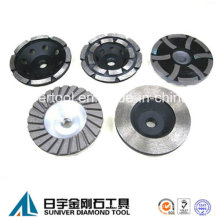 Diamond Cup Grinding Wheel for Stone