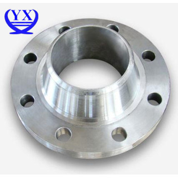 carbon steel welded neck forged flange