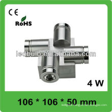 CE ROHS approved 4W high power led wall lights
