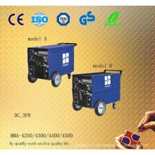 DC Máquina de solda de arco (MMA-4250/4300/4400/4500)