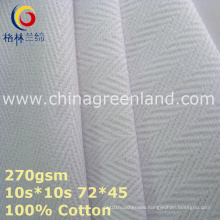 100%Cotton Twill Thick Fabric for Workwear Bag (GLLML366)