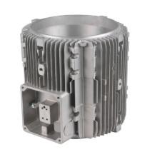 Carcaça do motor elétrico de fundição em alumínio