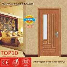 Bolsillo Interior de listones de madera decorativo puertas Top10 China