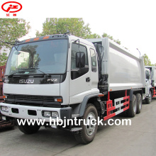 Precio del camión compactador de basura Isuzu