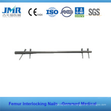 Femoral Interlocking Nails Trauma Knochen Implantat