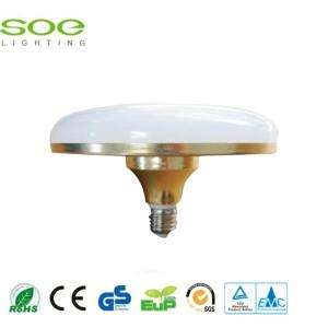 12W Golden UFO LED ampuller