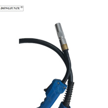 OTC MIG -500A north lead welding torch