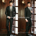 Welcomed 2014 Pinstripe Handsome Men Wedding Suits Pictures Top Brand Two-Row Buttons Coat Pant Suit Design For Business NB0565