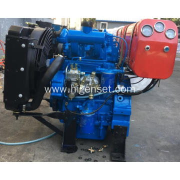 Good User Reputation for Diesel Engine Generator Set 2110D Weifang Engine for sale supply to Ethiopia Factory