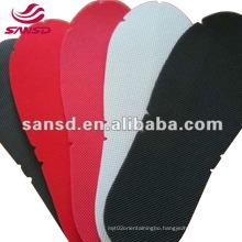 non-slip eva material for hotel Disposable slipper sole