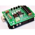 Conjunto de la placa de circuito impreso