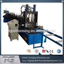 Fabricante de China para el rollo de acero del canal de c que forma la máquina