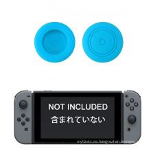 Silicona Thumb Stick Caps Gel guardias para Nintend Switch Joy-Con Controller Joystick Grips Accesorios de juego para Nintend Switch
