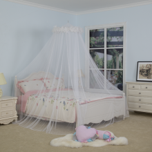 Polyester Kids Bed Mosquito Nets Pattern Canopy Net