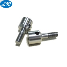CNC turning stainless steel  precision lead screw