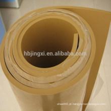 rolos de folha de borracha de 1mm de folha de borracha de natureza NR