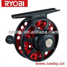 RYOBI fly reel ice fishing reel assento de carretel de pesca