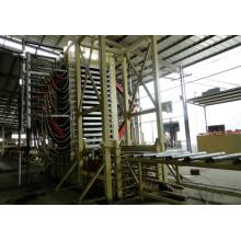 MDF formando máquina