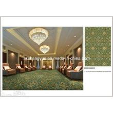 Tufted Inkjet de alta qualidade de parede para parede Nylon Hotel Carpet