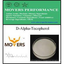 Produit de vitamine de vente chaude: D / Dl-Alpha-tocophérol