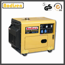 Générateur diesel silencieux de 4200watt