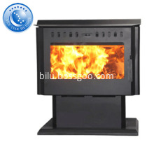 Best Corner Wood Stove Fireplace Insert With Designs