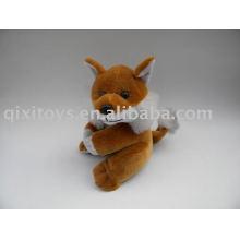 мягкие плюшевые лиса игрушки