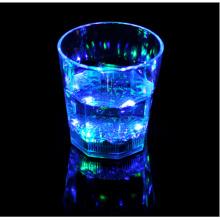 Kunststof geleid Cup knipperende Led Shot glazen kast