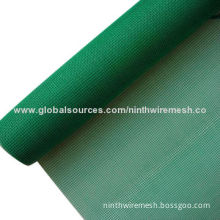 Fiberglass Wire Mesh Screen, Made of Metal Wire, Fiberglass or Other Synthetic Fiber Mesh