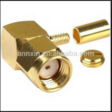 Cheap top sell rp sma male body rg58 connector