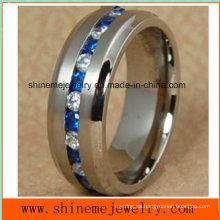 Joyería del cuerpo joyas de piedra de moda anillos (TR1824)