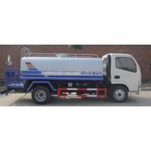 dongfeng duolika 6000L novo caminhão da água / tanque de água à venda