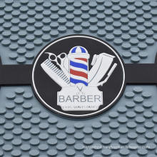 Heat-Resistant Pad for Hair Straightener Curling Iron Tools Hairdressing Anti-Skid Silicone Mat Barber Useful Mat