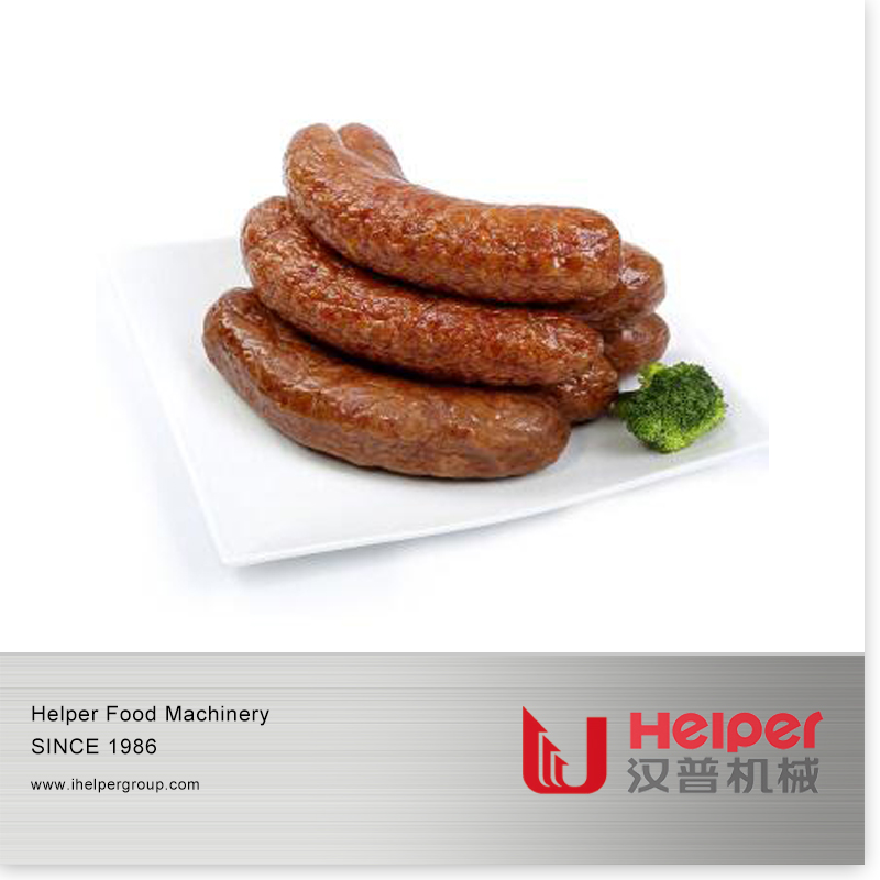 China Red Sausage Production