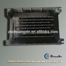 Cnc maching perfiles de aluminio extruido del disipador de calor