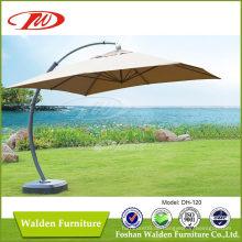 Outdoor Patio Möbel Regenschirm, Solar Sonnenschirm, Garten Solar Sonnenschirm (DH-120)