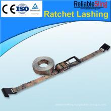 Auto, Motorcycle Rigging Ratchet Strap Belt