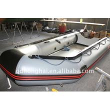 CE hh-s430 boat aluminum inflatable fishing boat manufacturer
